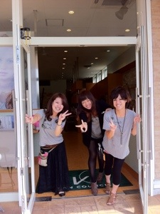 三重県津市久居 美容室VAN COUNCIL久居店のスタッフ
