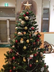 津市 久居 の 美容室 VAN COUNCIL久居店のクリスマスツリーです!
